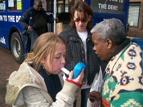 Smokefree Lewisham Outreach 2
