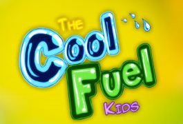 The Cool Fuel Kids logo