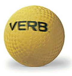 verb yellow ball