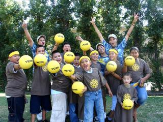 yello ball kids