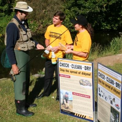 Fisherman and Public Information