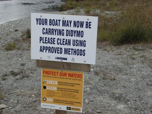 Your Boat... Waterside Sign