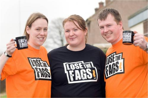 Local Lose the Fags Champions